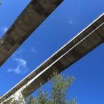 I viadotti autostradali