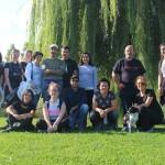 Foto di gruppo dei partecipanti