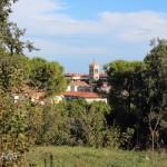 Vista su Pineto da Parco Filiani