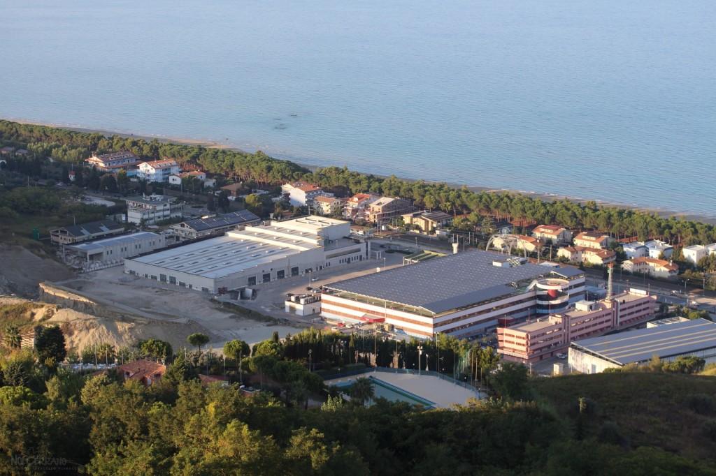 Centro commerciale Universo e Fiera Adriatica (2014)